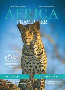Thumbnail for AFRICA TRAVELLER - ISSUE 1
