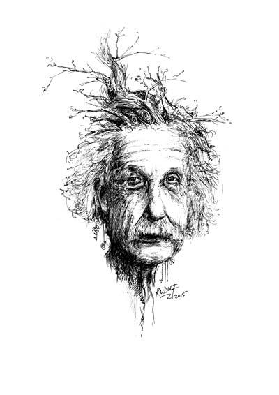Albert Einstein - Theoretical Physicist