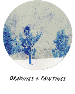 Thumbnail for Drawings + paintings