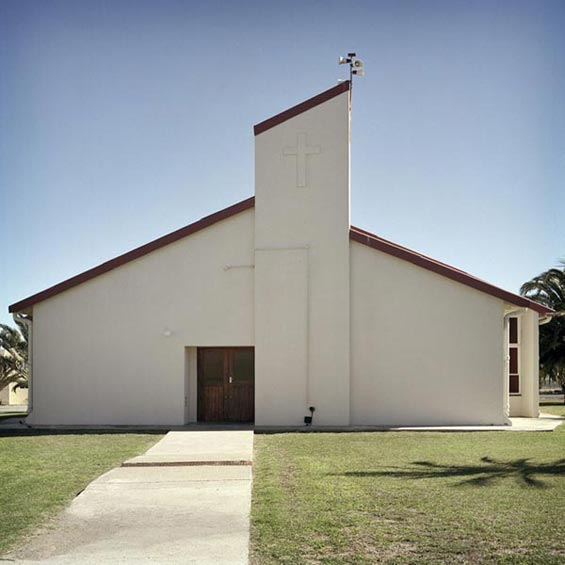 Kleinsee Church   De Beers Diamond  Reserve   West Coast   South Africa