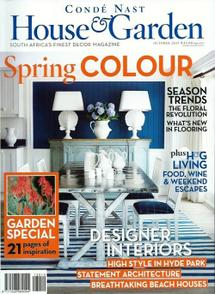 Thumbnail for HOUSE & GARDEN - OCT 2013