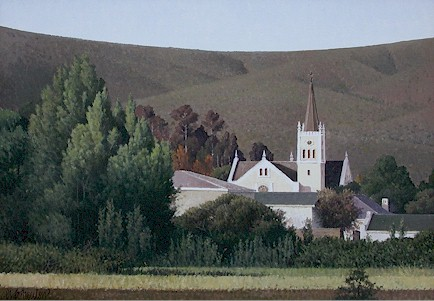 Barrydale - SOLD