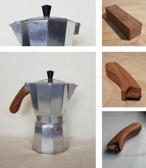 Moka Pot Handle