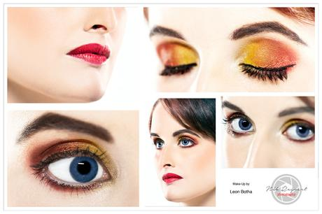 thumbnail for Make-Up by MUA and Hairstylist Leon Botha