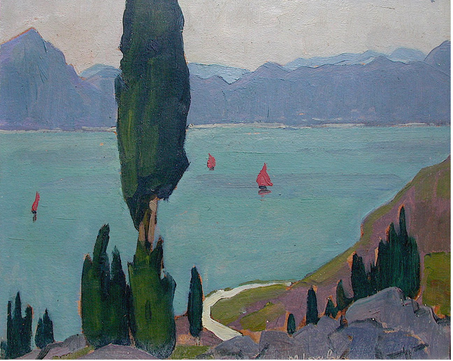 Lake Garda, Italy - SOLD