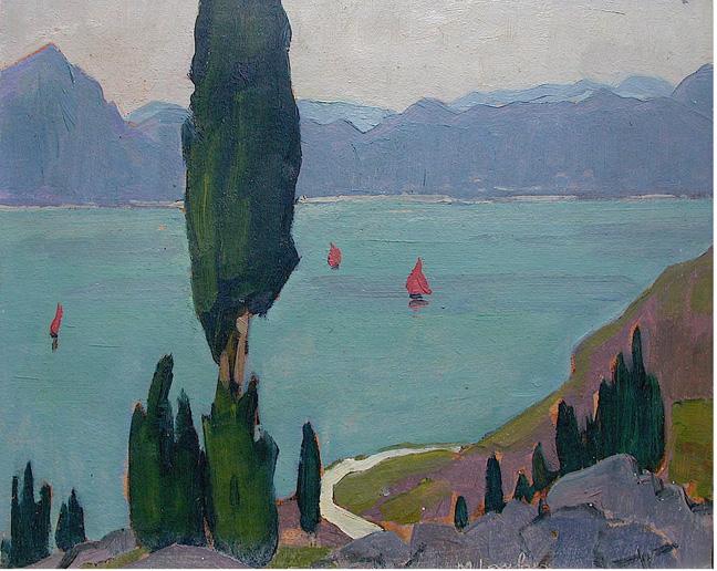 Lake Garda, Italy - SOLD