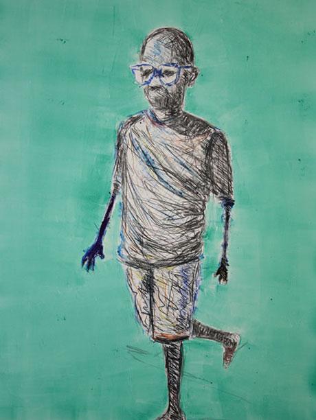 Nelson Makamo - Green Memories