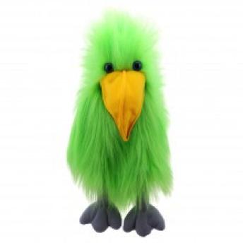 Small Bird Green Pc3121