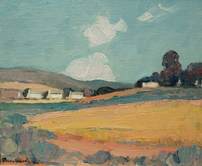 Landscape near De Doorns - SOLD