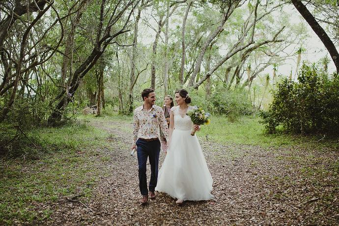 Spiritual Plettenberg Bay Wedding - Kevin & Samantha