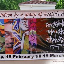 Thumbnail for 2009-02 | Reclaiming The Urban Canvas Exhibition @ St. Lorient Gallery, Pretoria