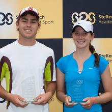 Thumbnail for GIANT-KILLERS BOTHA, KLARIC GROUND OUT ITF CHAMPIONSHIP IN STELLENBOSCH