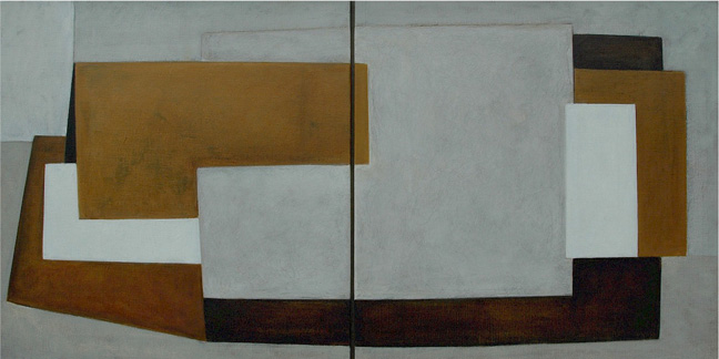 Prelude Diptych - SOLD