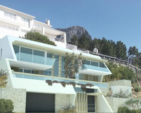 9 Susan Rd double dwelling design Alex Geh