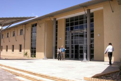 KHOMAS REGIONAL CENTRE -WINDHOEK, NAMIBIA