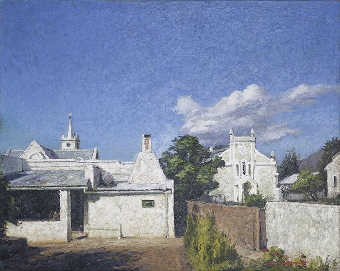 Prince Albert, midday - SOLD