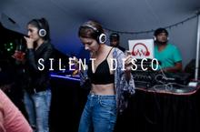 Thumbnail for White Noise Silent Disco  Jackel and hide