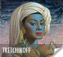 Tretchikoff Wallpapers