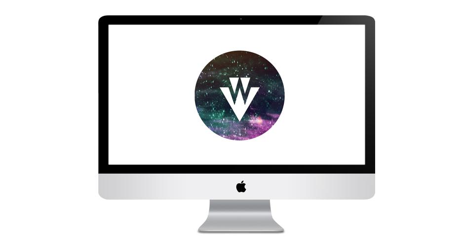 woroworo: space logo