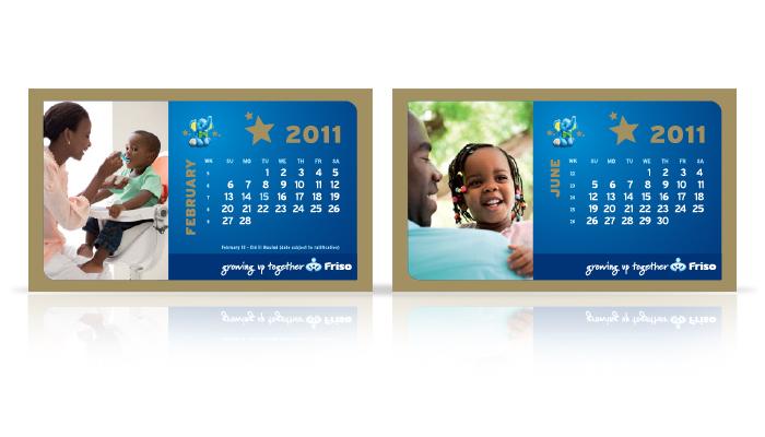 Friso Calendar 2011