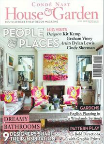 Thumbnail for HOUSE & GARDEN - APR 2014