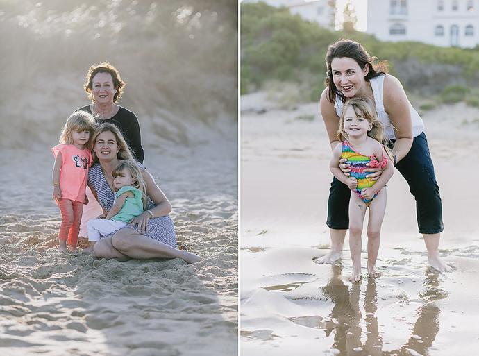 Robberg Beach Family Shoot