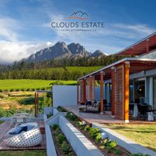 Clouds Luxury Estate coffee table book
