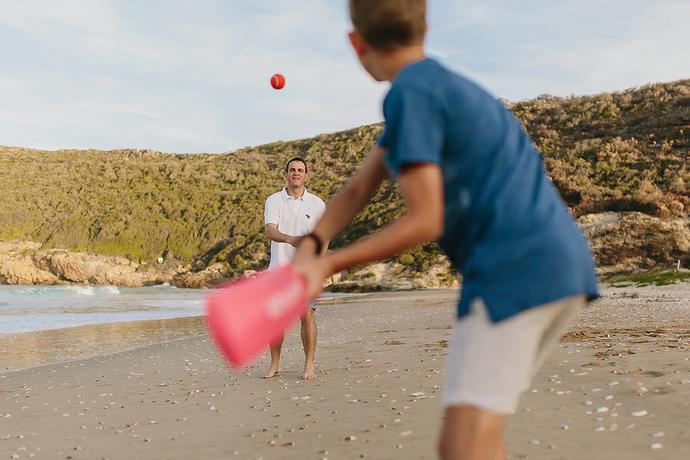 Plettenberg Bay Family Photographer - Beach Portraits