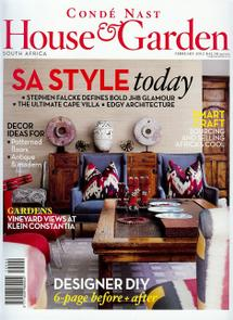 Thumbnail for House & Garden - Feb 2012