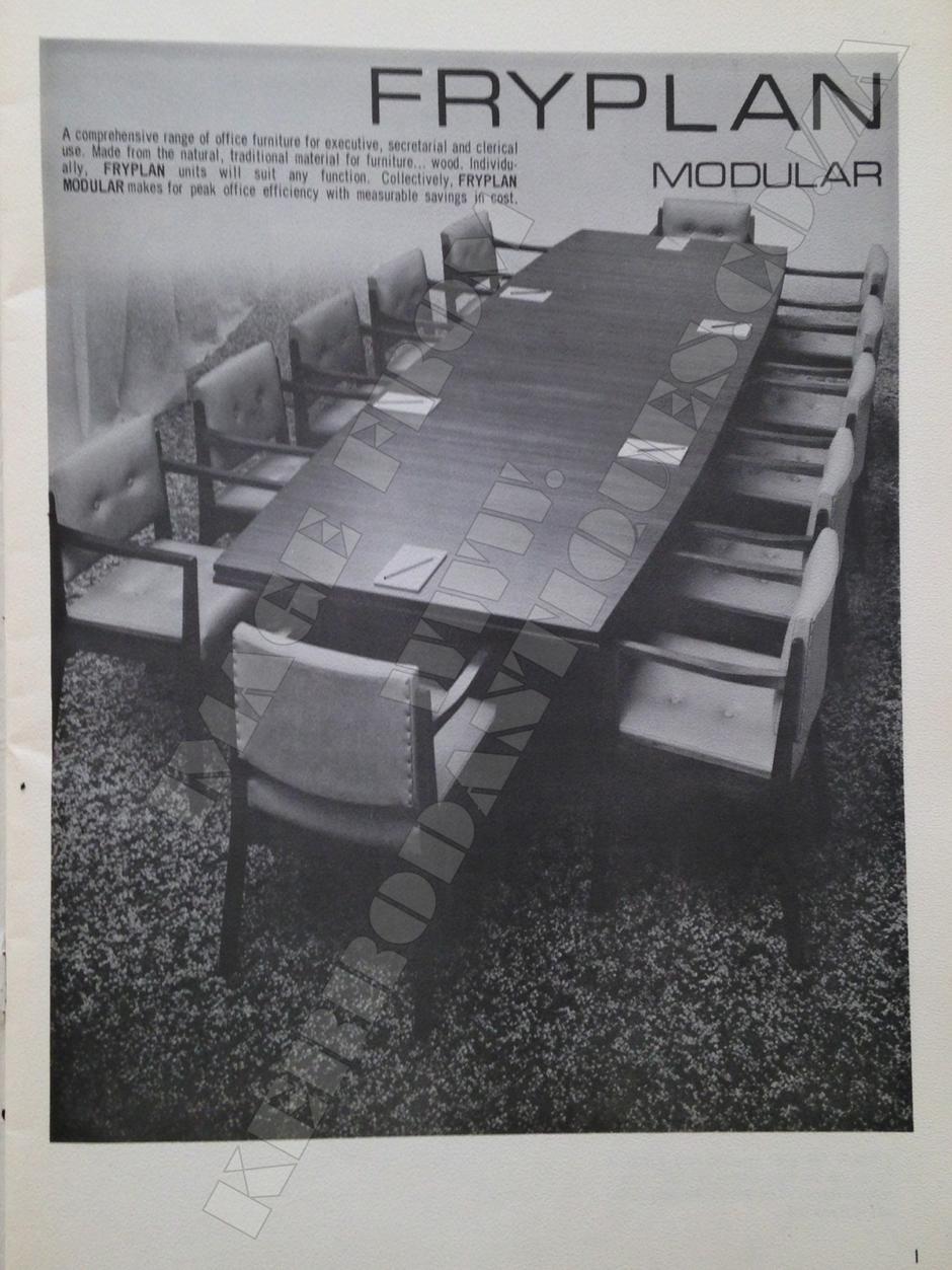 Fryplan Modular by Frystark Furniture