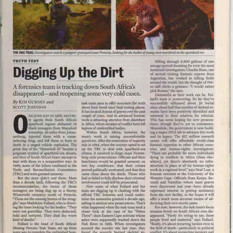 thumbnail for Digging Up the Dirt