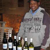 Derick at Solms Delta.