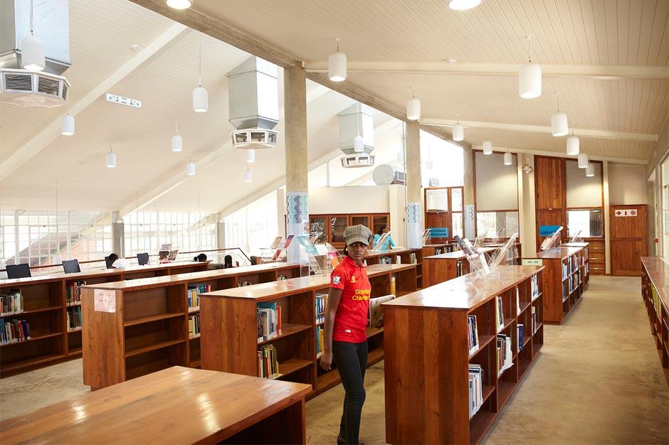 Oshakati Regional Study & Resource CentreOshakati Regional Study and Resource Centre______________©C