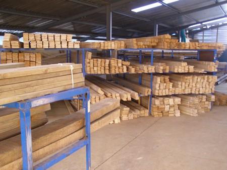 Lumber shop