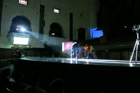data_captive audience (as part of Christian Nerf's Believe You Me, Live Arts Festival, Cape Town)