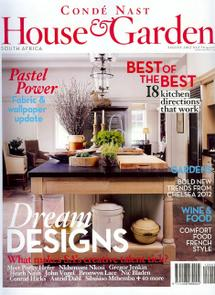 Thumbnail for House & Garden - Aug 2012
