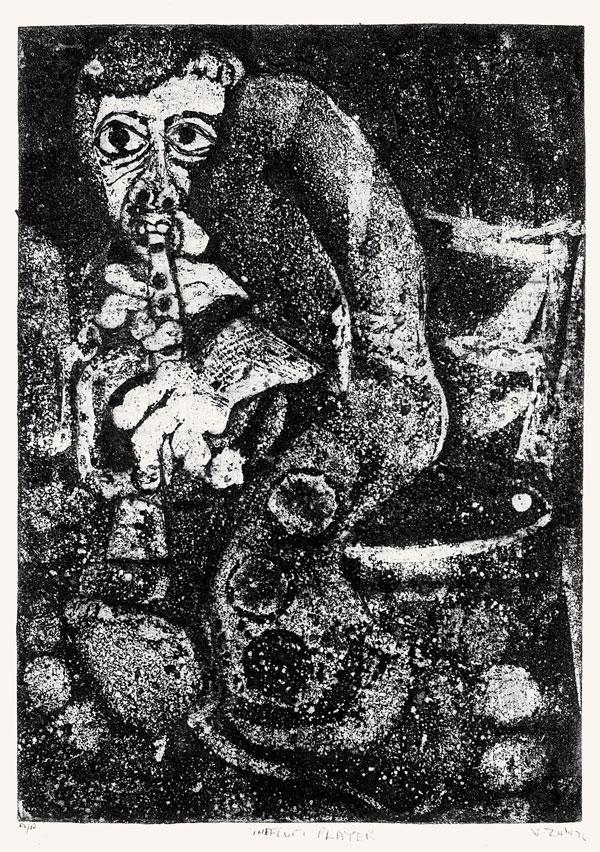 The fluit [sic] player (1976)