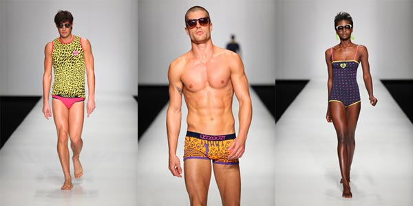 Undacova Underwear at Cape Town Fashion Week 2009