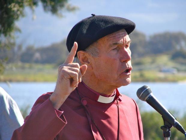 Bishop Geoff Davies