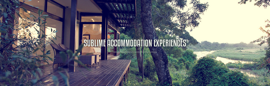 Sublime Accommodation Experiences