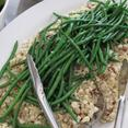Green Beans, Quinoa, Cailflower and Toasted Whole Almonds