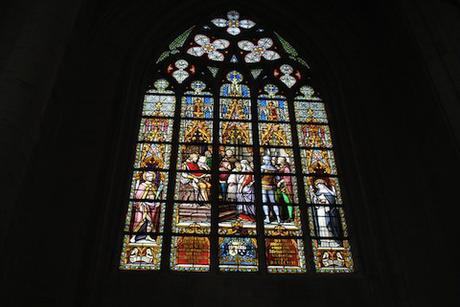 Église Notre Dame du Sablon Brussels