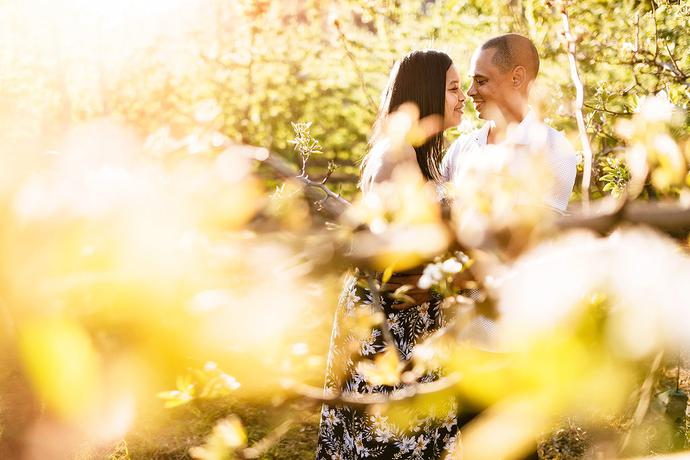 Outdoor Family Photo shoot in the Garden Route near George.