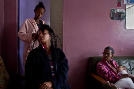thumbnail for Simoney Kock, 19 years old (standing)- Atlantis, Cape Town