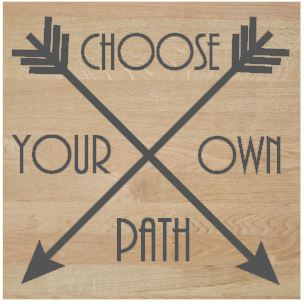 thumbnail for Choose your own path