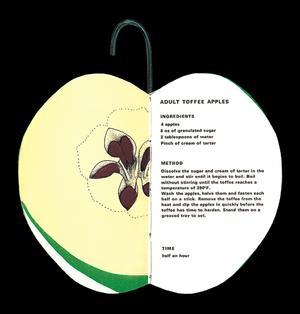 Apple recipe booklet