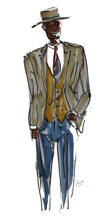 Thumbnail for Tailored Street Style