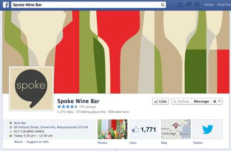thumbnail for Spoke winebar