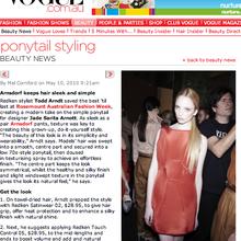 Thumbnail for Vogue.com.au