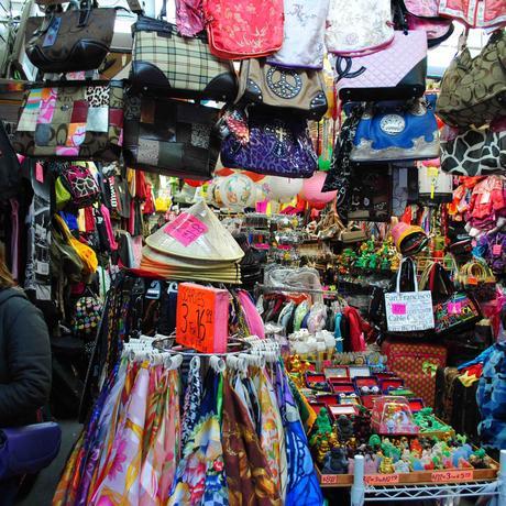 thumbnail for China Town, San Francisco